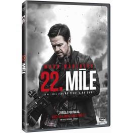 22. míle DVD