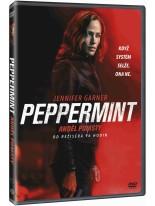 Peppermint: Anděl pomsty DVD