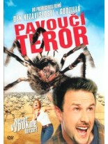 Pavoučí teror DVD