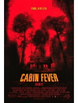 Cabin Fever DVD