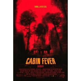 Cabin Fever DVD