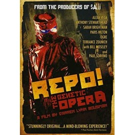 Repo! Genetic Opera DVD