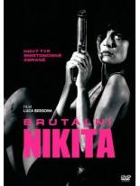 Brutální Nikita DVD /Bazár/