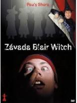 Závada Blair Witch DVD /Bazár/