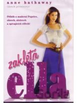 Zakletá Ella DVD /Bazár/
