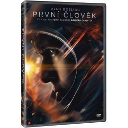 První člověk DVD