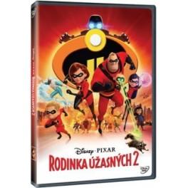 Rodinka Úžasných 2 DVD