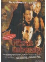 Přízrak univerzity DVD