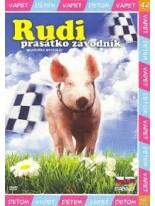 Rudi Prasátko závodník DVD