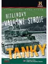 Hitlerovy válečné stroje: Tanky DVD