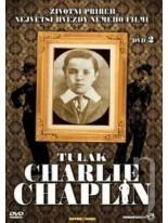 Tulák Charlie Chaplin 2. disk DVD