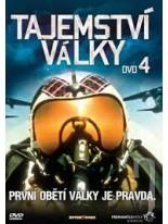 Tajemství války 4. disk DVD
