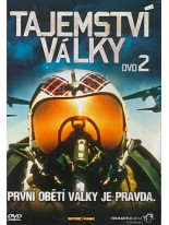 Tajemství války 2. disk DVD