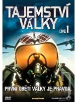 Tajemství války 1. disk DVD