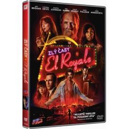 Zlý časy v El Royale DVD