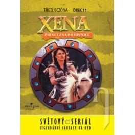 Xena 3. sezóna 11 DVD