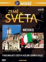 Země světa 4: Mexico DVD