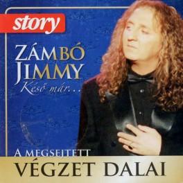 Zámbó Jimmy CD