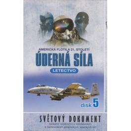 Úderná síla Letectvo 5 DVD