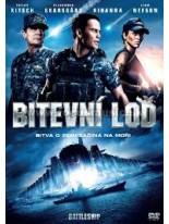 Bitevní loď DVD