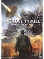 Svetová invaze DVD