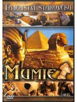 Tajemství starověku Mumie DVD