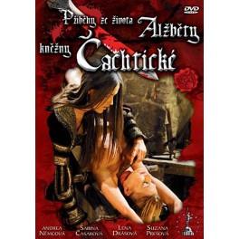 Příběhy ze života Alžbety Čachtické DVD