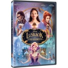 Louskáčik a štyri královstvá DVD