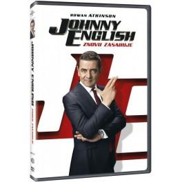 Johnny English znovu zasahuje DVD