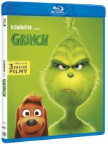 Grinch Bluray