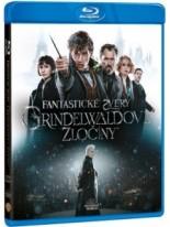 Fantastické zvery: Grindelwaldove zločiny Bluray