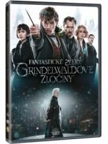 Fantastické zvery: Grindelwaldove zločiny DVD