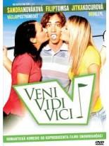 Veni vidi vici DVD /Bazár/