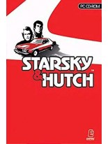 Starsky a Hutch PC game CD