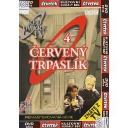 Červený trpaslík 4 DVD