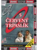 Červený trpaslík 5 DVD