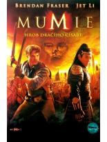 Mumie 3 Hrob dračího císaře DVD
