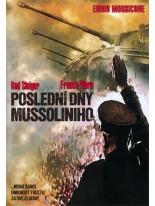 Poslední dny Mussoliniho DVD