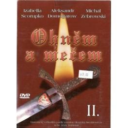 Ohňem a mečem 2 DVD