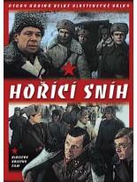 Hořící sníh DVD