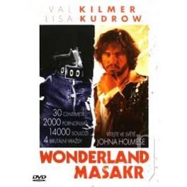 Wonderland Masakr DVD