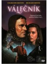 Válečník DVD