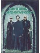 Matrix Reloaded DVD
