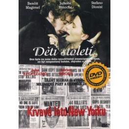 Deti století / Krvavé léto v New Yorku DVD