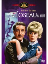 Komisař Clouseau na stopě DVD