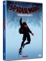 Spiderman Paralelní světy DVD