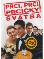 Prci Prci Prcičky 3: Svatba DVD /Bazár/