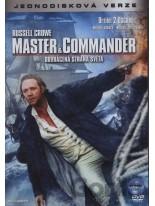 Master & Commander: Odvrácená strana světa DVD /Bazár/