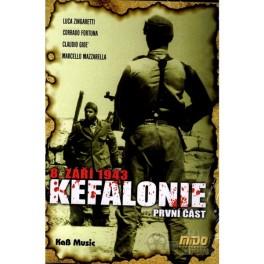 8. září 1943 Kefalonie První část DVD