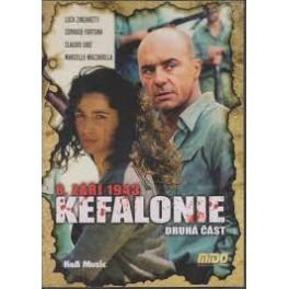 8. září 1943 Kefalonie Druhá část DVD